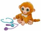 Интерактивная игрушка Hasbro FurReal Friends. Вылечи Обезьянку / E0367