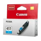 Картридж Canon CLI-451C (6524B001)