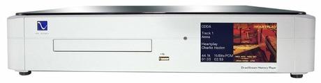 CD-транспорт PS Audio DirectStream Memory Player