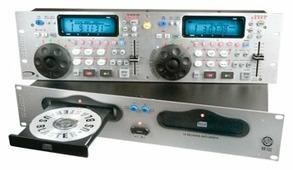 DJ CD-проигрыватель US Blaster USB 7323
