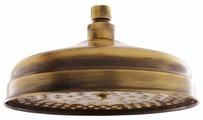 Верхний душ встраиваемый Slezak RAV KS0020SM бронза