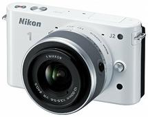Фотоаппарат Nikon 1 J2 Kit
