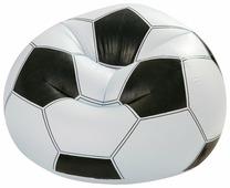 Надувное кресло Intex Sports Fan Beanless Bag