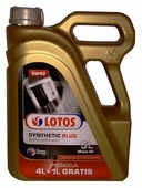 Моторное масло LOTOS Synthetic Plus 5W-40