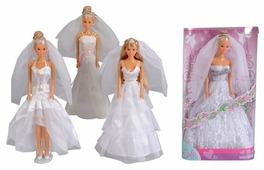 Simba Кукла Steffi Love Штеффи невеста, 5733414, в ассортименте
