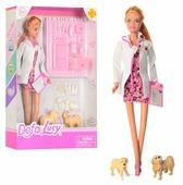 Кукла Defa Lucy Ветеринар-женщина 32.5 см 8346A