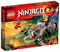 Конструктор LEGO Ninjago 70745 Разрушитель клана Анакондрай