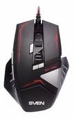 Мышь SVEN GX-990 Gaming Black USB