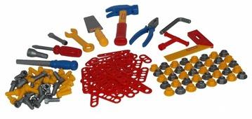 Полесье Набор инструментов №6 (132 элем. в пакете) (47205)