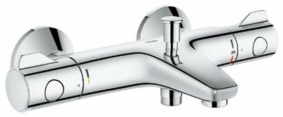 Термостатический двухрычажный смеситель для ванны с душем Grohe Grohtherm 800 34567000