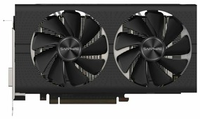 Видеокарта Sapphire Pulse Radeon RX 580 1366MHz PCI-E 3.0 8192MB 8000MHz 256 bit DVI 2xHDMI HDCP