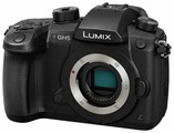 Цифровой фотоаппарат Panasonic Lumix DC-GH5 Body Black (DC-GH5EE-K)