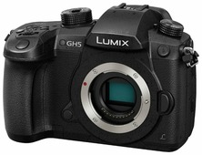 Фотоаппарат Panasonic Lumix GH5 Body