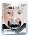 Пустышка силиконовая анатомическая Fred Chill Baby Goatee 0-6 м (1 шт)
