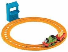 """Fisher-Price Стартовый набор """"Перси доставляет почту"""", серия Collectible Railway, BHR93"""