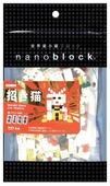 Конструктор Nanoblock Miniature NBC-031 Кот Удачи