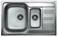 Врезная кухонная мойка Kromevye Classic EX306