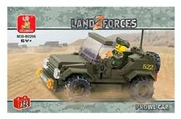 Конструктор SLUBAN Сухопутные войска 2 M38-B0296