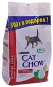 Корм для стерилизованных кошек CAT CHOW для профилактики МКБ 2 кг