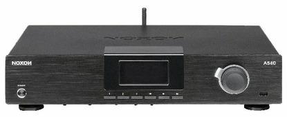 Сетевой аудиоплеер Terratec NOXON A540+