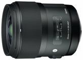 Объектив Sigma AF 35mm f/1.4 DG HSM Art Nikon F