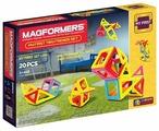 Магнитный конструктор Magformers My First 63143 Маленькие друзья