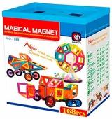 Магнитный конструктор Xinbida Magical Magnet 7168