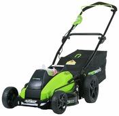 Газонокосилка greenworks 2500407 G-MAX 40V 18-Inch DigiPro
