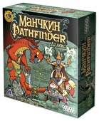 Настольная игра HOBBY WORLD Манчкин Pathfinder Делюкс