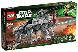 Конструктор LEGO Star Wars 75019 Шагоход AT-TE