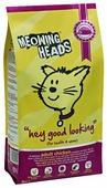 Корм для кошек Meowing Heads Для взрослых кошек Эй, красавчик с курицей и рисом