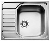 Врезная кухонная мойка TEKA Universal 580 500 1B 1D 58х48см нержавеющая сталь