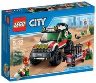 Конструктор LEGO City 60115 Внедорожник