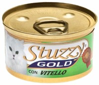 Корм для кошек Stuzzy Gold с телятиной