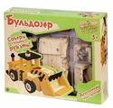 Винтовой конструктор Mr.Wood 6223 Бульдозер