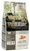 Корм для кошек ProNature Holistic с индейкой и с клюквой