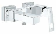 Смеситель для ванны с душем Grohe Eurocube 23140000 однорычажный хром