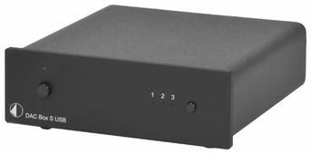 ЦАП Pro-Ject DAC Box S USB