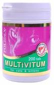 Витамины Polidex Multivitum для кошек