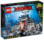 Конструктор LEGO The Ninjago Movie 70617 Храм Последнего великого ордена
