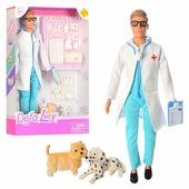 Кукла Defa Lucy Ветеринар-мужчина 29 см 8346B