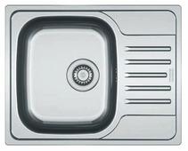 Врезная кухонная мойка FRANKE PXL 611-60 61.5х49см нержавеющая сталь