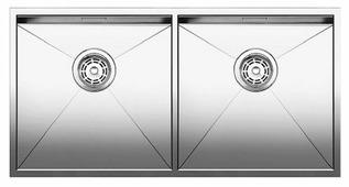 Интегрированная кухонная мойка Blanco Zerox 400/400-IF