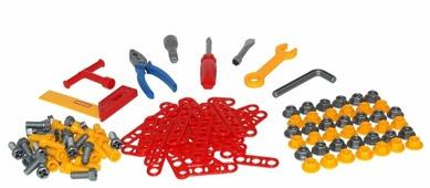 Полесье Набор инструментов 5 (129 элем. в пакете) (47199)