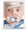 Пустышка силиконовая анатомическая Fred Chill Baby Like 0-6 м (1 шт)