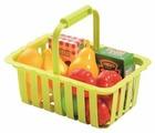 Корзина для покупок Ecoiffier с продуктами (981)