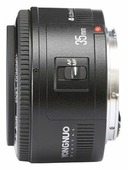 Объектив YongNuo AF 35mm f/2 Canon EF