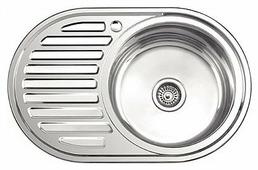 Врезная кухонная мойка Ledeme L77750-R