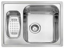 Интегрированная кухонная мойка Reginox Admiral 60