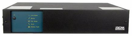 Интерактивный ИБП Powercom King Pro KIN-1500AP-RM